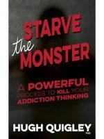starve the monster hugh quigley #hypnoartsbooks