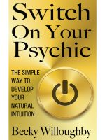 switch on your psychic becky willoughby #hypnoartsbooks