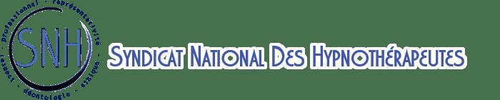 SNH - Syndicat National des Hypnothérapeutes
