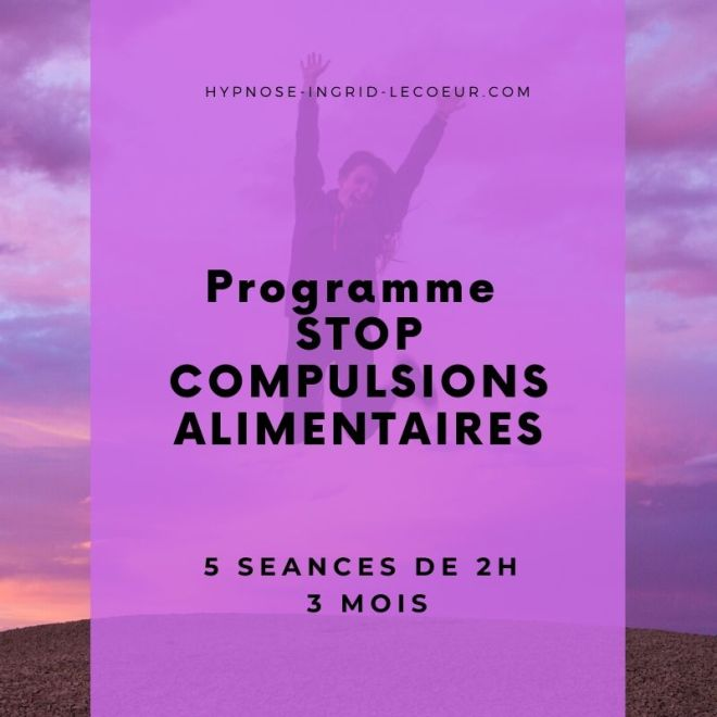 STOP COMPULSIONS ALIMENTAIRES