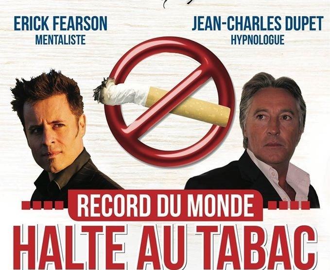 Record du monde arret du tabac