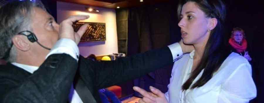 Hypnose instantanée au Casino de Cherbourg