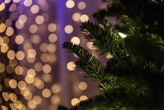 Weihnachtsgrüße und ein kleines Dankeschön