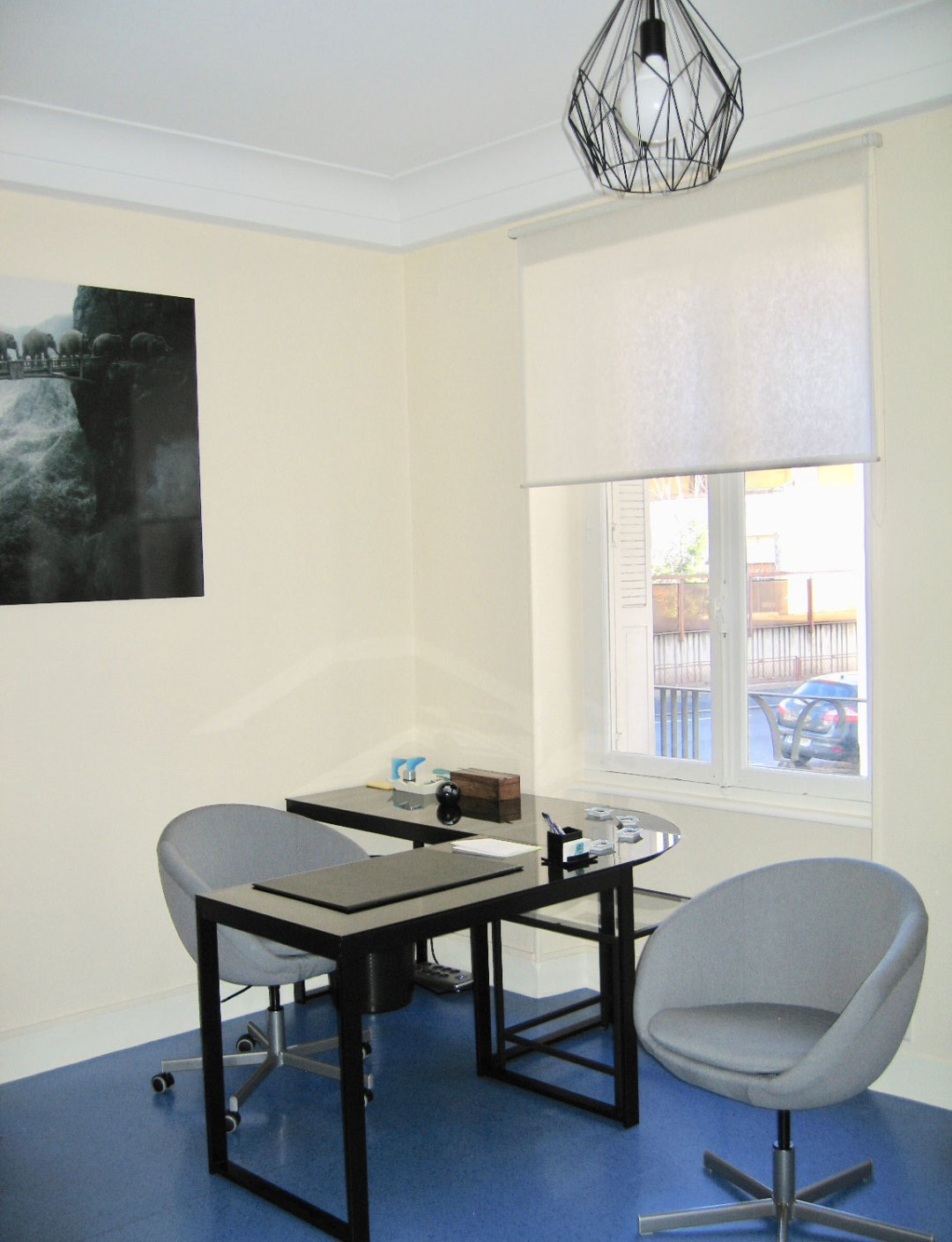 Mon cabinet - Hypnothérapie Clermont-Ferrand