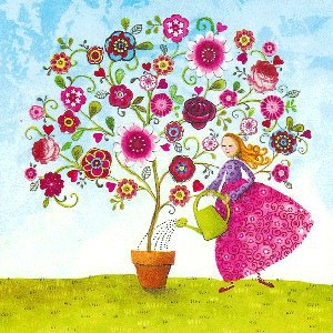 estime de soi fleurs