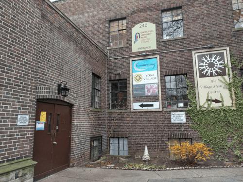 The Village Healing Centre - Entrance