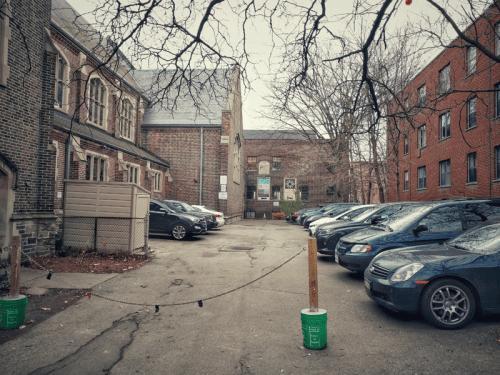 The Village Healing Centre - Parking Lot