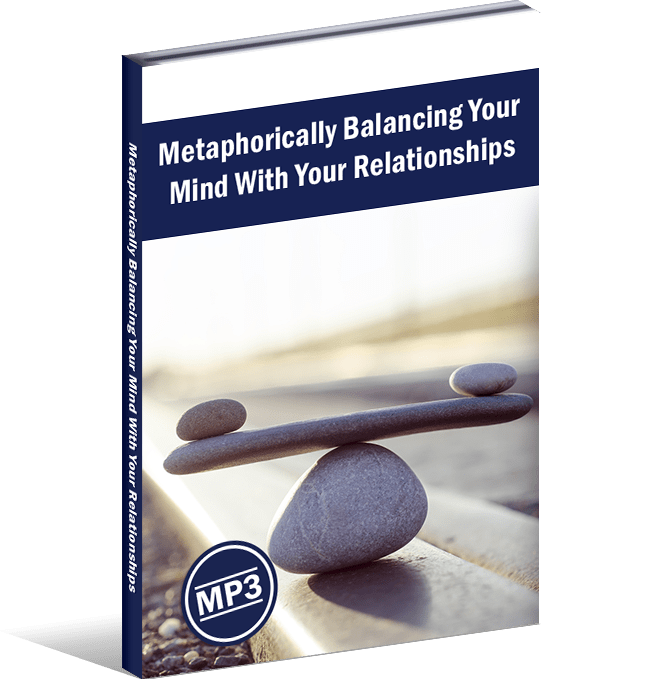 Metaphorically Balancing Your Mind With Your Relationships