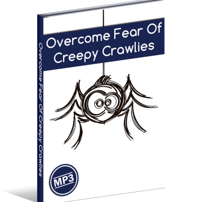 overcome fear of creepy crawlies hypnosis