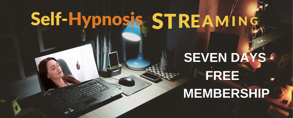 seven days free trial to hypnosis for streaming membership