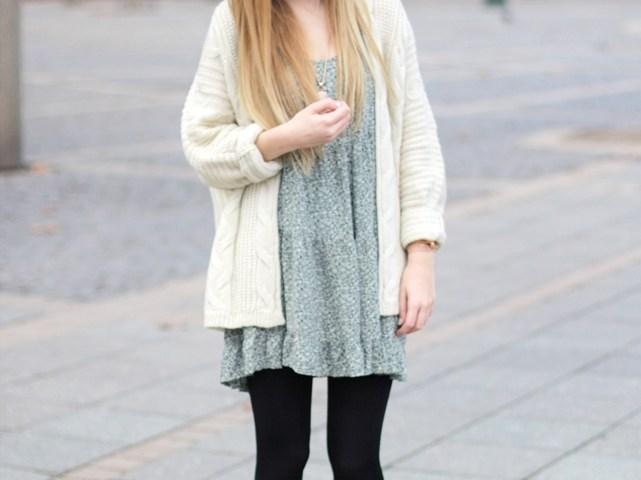 Outfit Bonprix Cardigan Dress