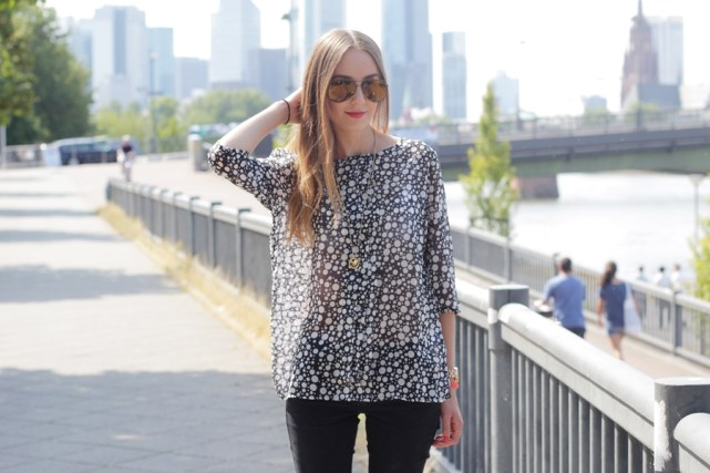 Bluse Outfit Look 20