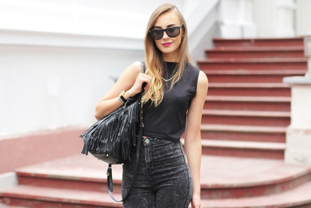 Black Outfit Blog 9