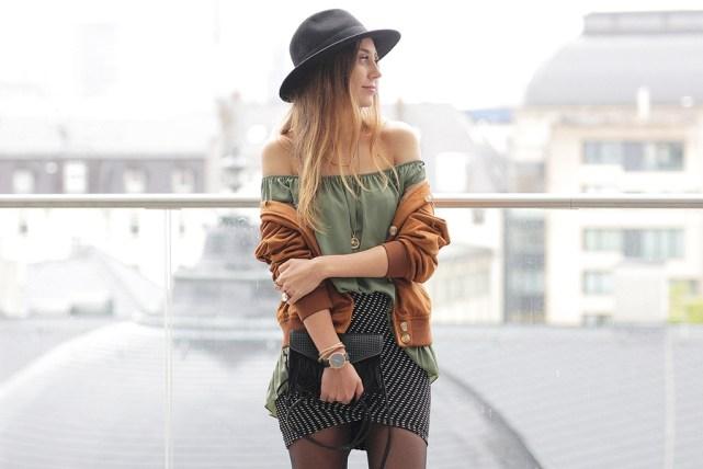 Bomberjacke Outfit Hypnotized Blog 11