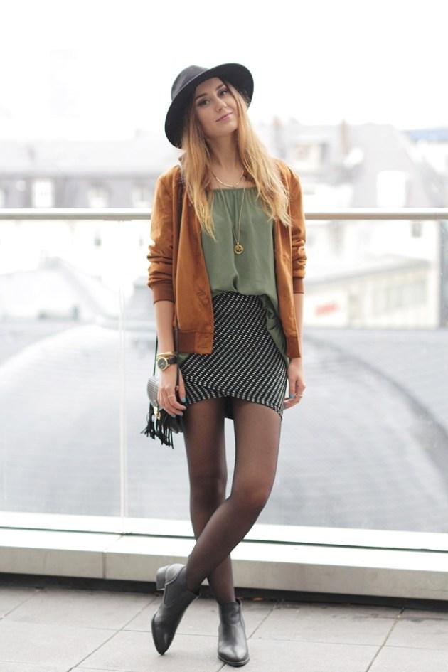 Bomberjacke Outfit Hypnotized Blog 2