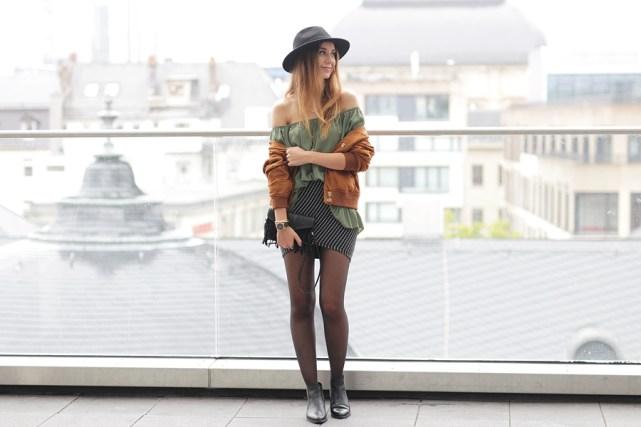 Bomberjacke Outfit Hypnotized Blog 5