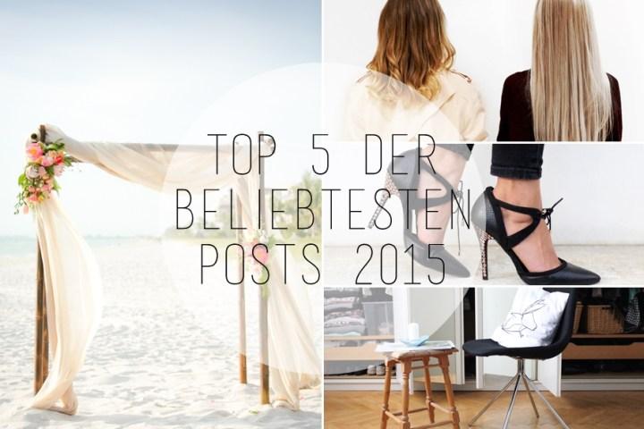 Welche Posts waren besonders beliebt auf unserem deutschen Modeblog? Wir stellen die 5 besten Post Ideen vor.
