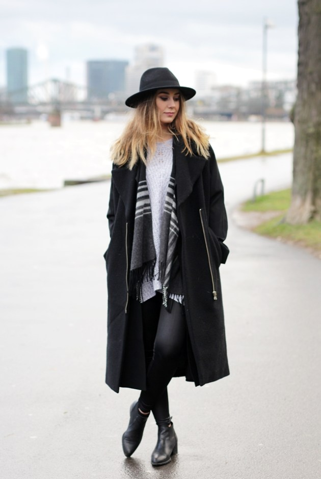 Hat Outfit Fashion Blog from Germany