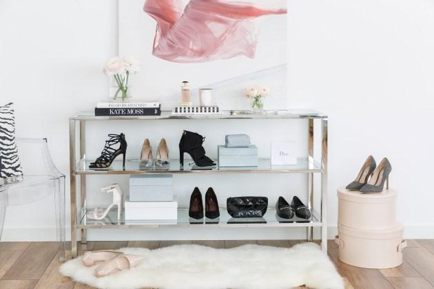 Deutscher Modeblog/ deutscher Interior Blog über Schuhe & Schuhschrank zur Kooperation von Westwing & Zalando Lounge.