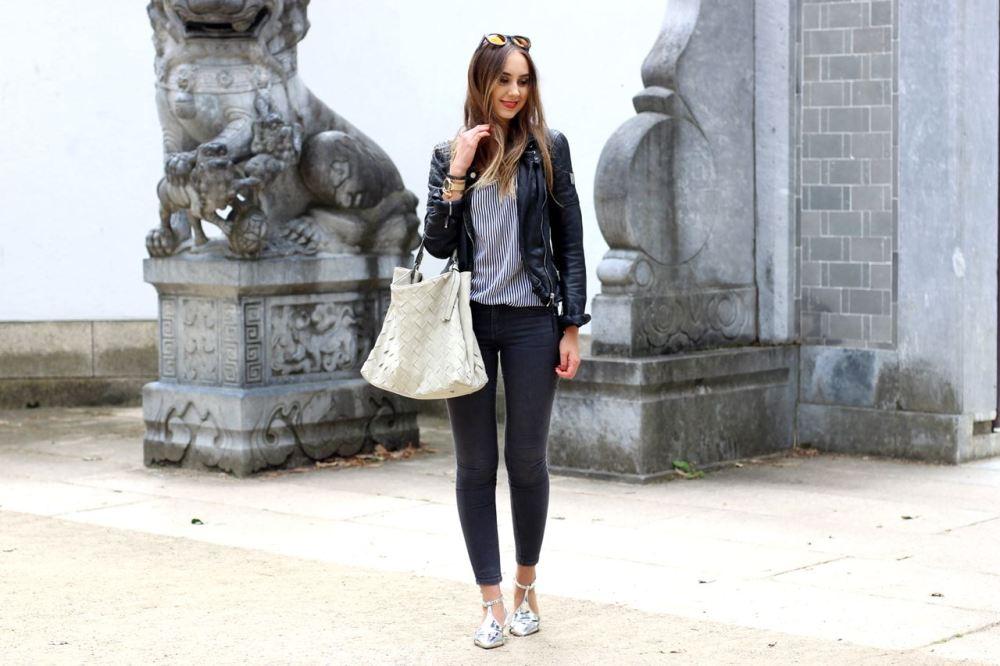Modeblog-German-Fashion-Blog-Outfit-Lederjacle-Jeans-Sandalen-4