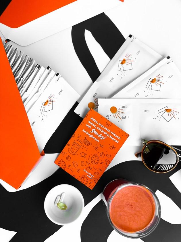 Sundose Erfahrungen mit personalisierten Nahrungsergänzungsmittel Shop Hersteller auf Lifestyle Blog Influencer Frankfurt Deutschland