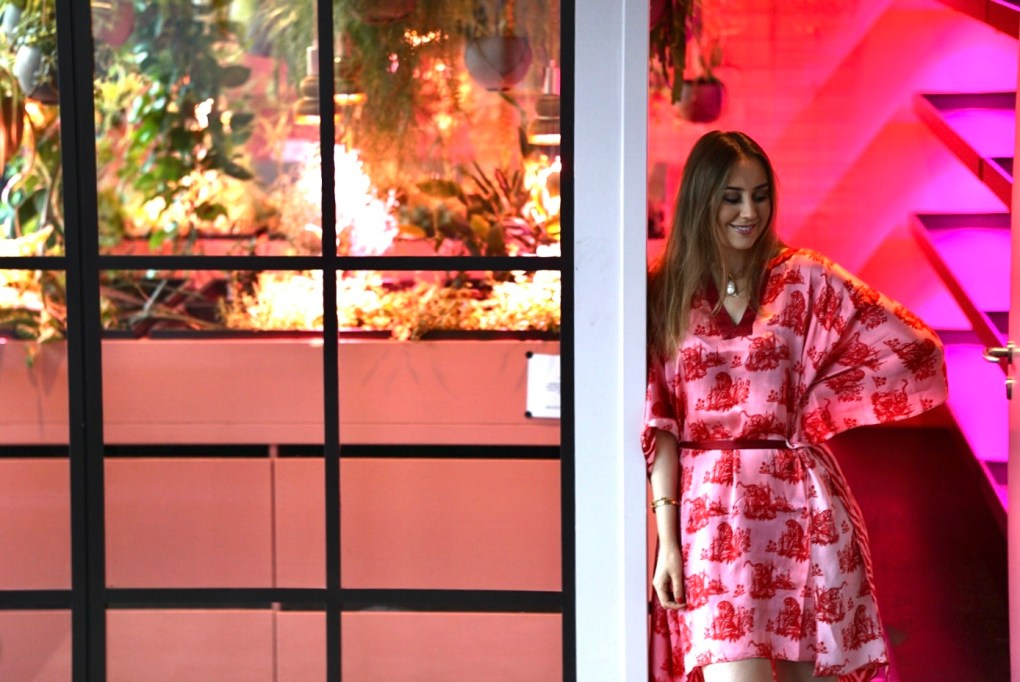 Tuniken: Cute Stuff Seidentuniken auf Modeblog München