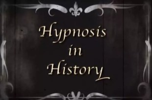 hypnosis in history