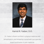 Photo ofDoctor Hamid Fadavi