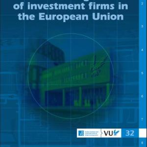 Prudential regulation of investment firms in the European Union - Paperback (9789013163940)