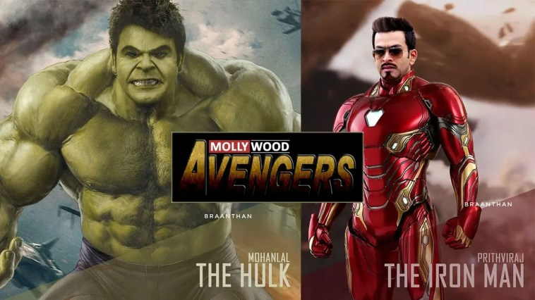 Braanthan's Mollywood Avengers Will Give You Goosebumps