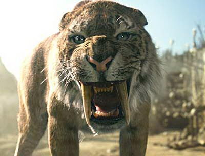Saber Tooth Tiger Facts – The Most Popular Prehistoric Predator