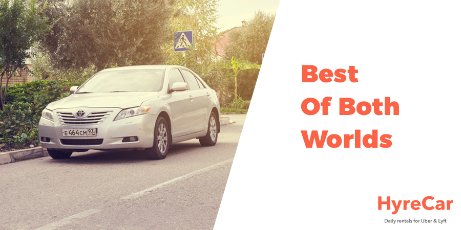 Best Cars for Uber and Lyft