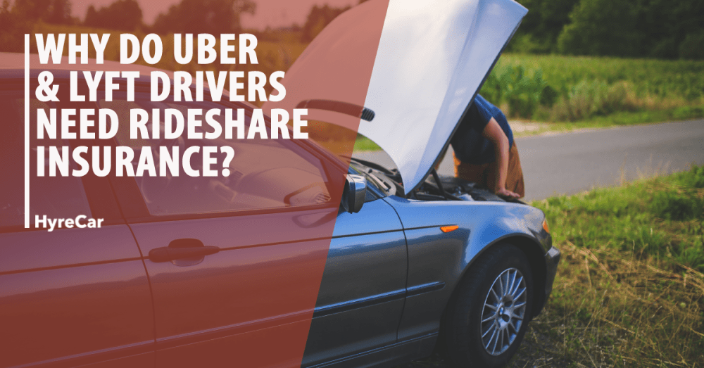 Best Rideshare Insurance Options for Uber & Lyft Drivers