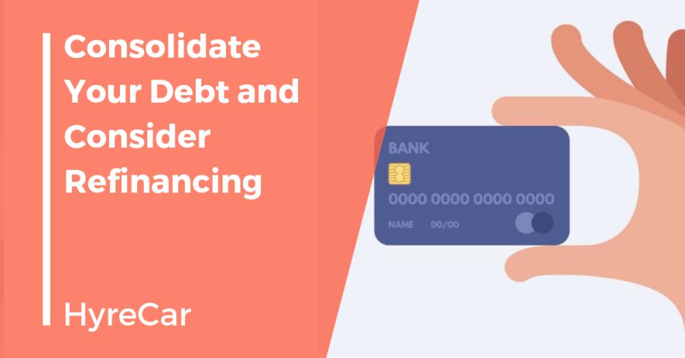 carsharing, ridesharing, credit score, credit repair, consolidate debt, refinance