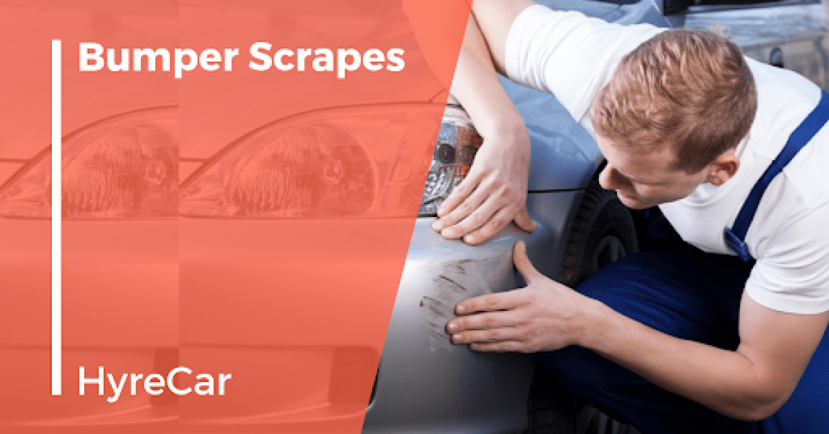 car repair, affordable fixes, carsharing, car bumper