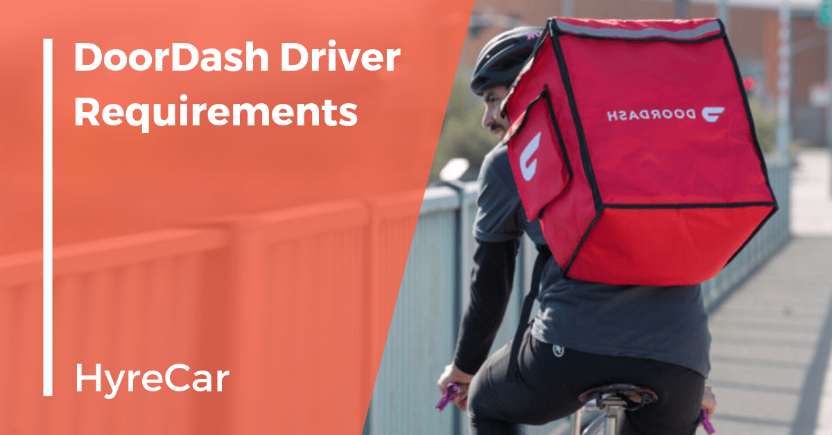 Doordash, Food delivery, on demand, hyrecar, hyrecar affiliate, delivery