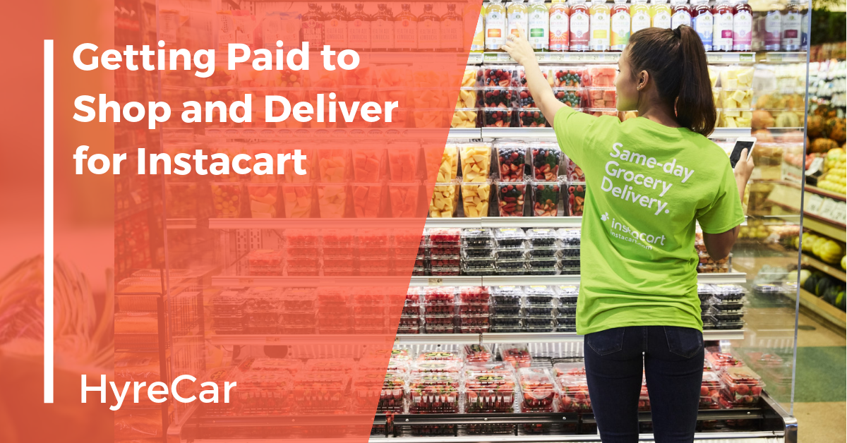 Delivering Groceries for Instacart is a Great Way to Earn Extra