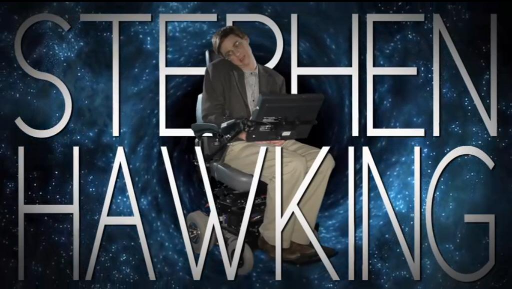 Epic Rap Battles of History: Einstein vs. Stephen Hawking