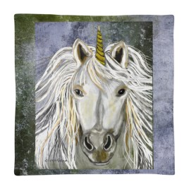 Unicorn Square Pillow Case only