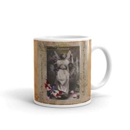 Ascension Vintage Fairy Mug