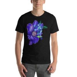 Blue Fairy Tee Short-Sleeve Unisex T-Shirt