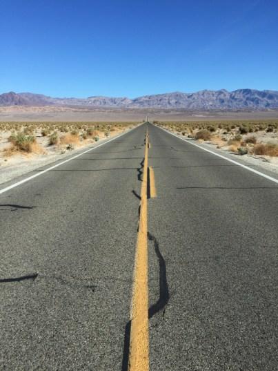 Plenty of straight roads in DVNP