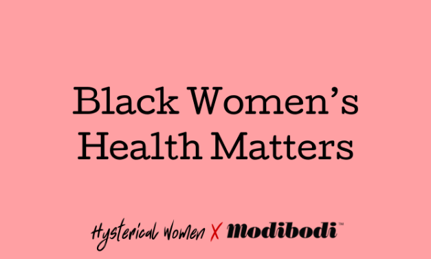 Introducing #BlackWomensHealthMatters