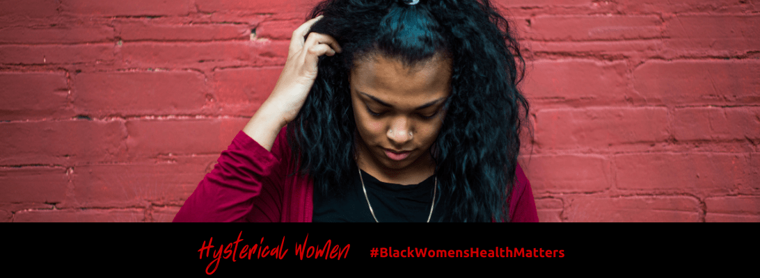 Black Minds Matter: 'For some reason there's a belief that Black people are stronger'