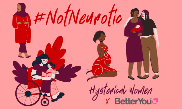 #NotNeurotic: An alternative Mother's Day perspective