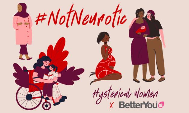 #NotNeurotic: How healthcare fails mothers, trans & non-binary parents