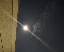 2017年1月12日蟹座の満月