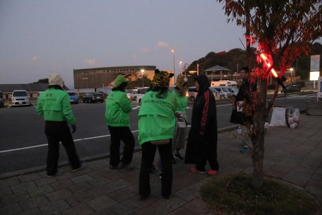 風早の郷 風和里(ふわり)「愛媛チャリティ100km歩くぞなもし」100kmウォーキングに参加しました