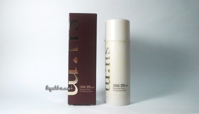Miracle Rose Cleansing Stick and box