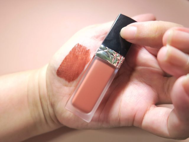 Rouge Dior Forever Liquid 200 Forever Dream swatch